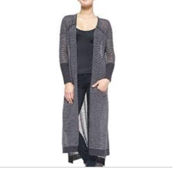 54% off Free People Sweaters - Free People semi-sheer maxi ...